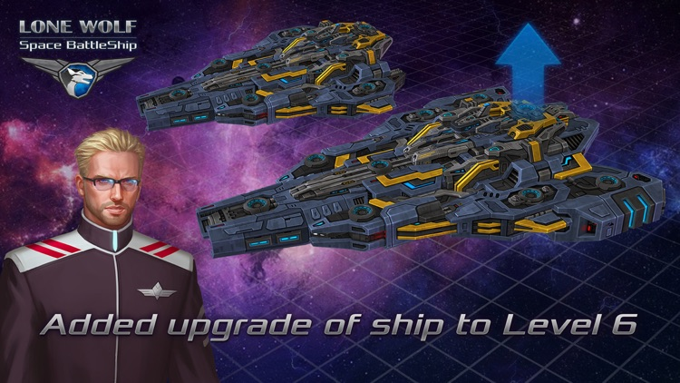 Battleship Lonewolf - Space TD screenshot-1