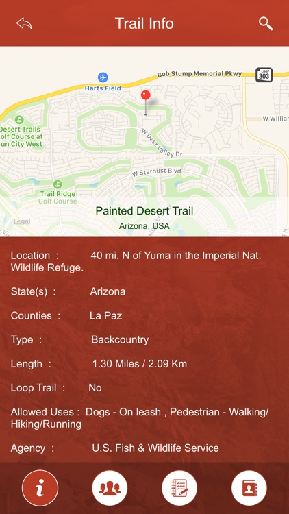 Arizona State Parks, Trails & Campgrounds screenshot-3