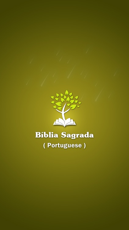 Portuguese Bible with Audio - A Biblia Sagrada com app image