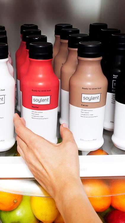 Soylent Nutrition Tracker