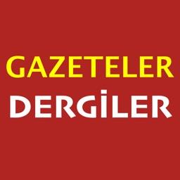GAZETELER ve DERGİLER