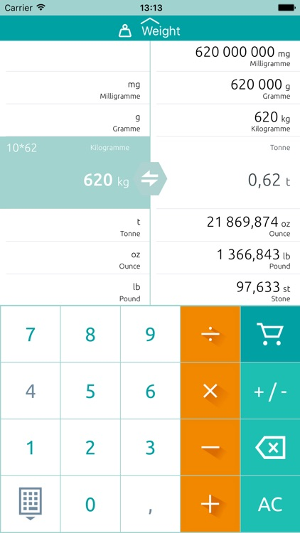 Unit converter - Calculator screenshot-4