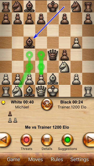 Screenshot #6 for Chess Pro - with coach