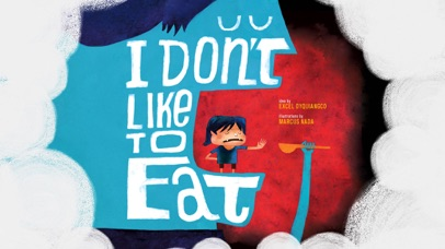 I Don't Like to Eat - An Interactive Story Screenshot
