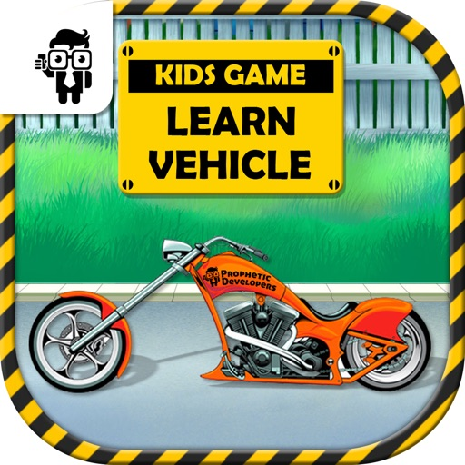 Kids Game Learn Vehicles