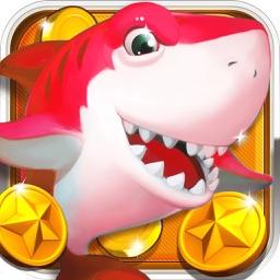 捕鱼狂人-经典捕鱼大师单机捕鱼游戏