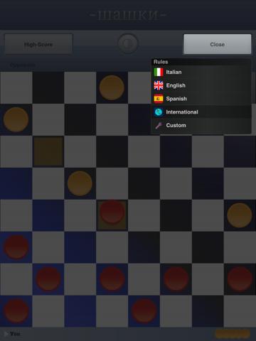 Скачать игру шашки - Checkers