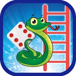 Free Glow Doodle Snakes And Ladders Board Game