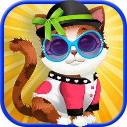 Pet Cat Spa & Salon - Crazy Cat Furry Makeover