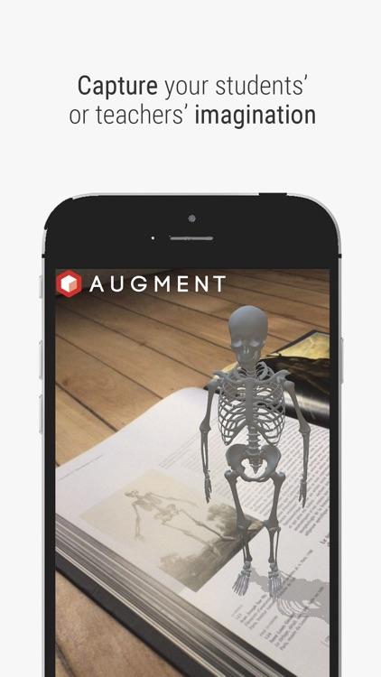 Augment - 3D Augmented Reality screenshot-4