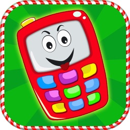 Christmas Baby Phone-Fun Activity Center For Kids