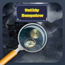 Untidy Bungalow : A Hidden Object Mystery
