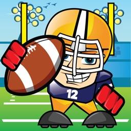 The Ultimate Football Quarterback Game Pro