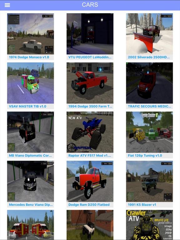 Mods For Farming Simulator 2017- FS Mod Game 17