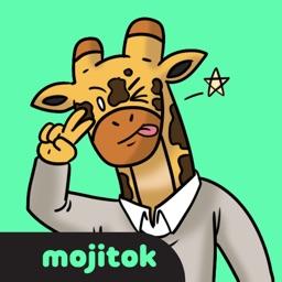 Mr.Giraffe Stickers