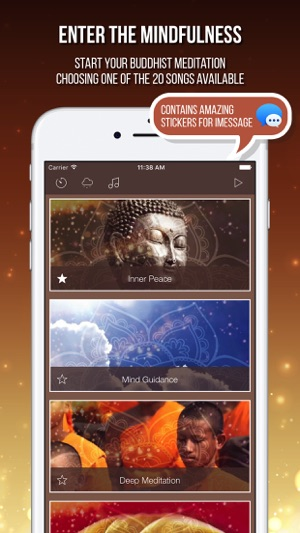 Buddhist Meditation: Om Chanting Music Mindfulness on the App Store