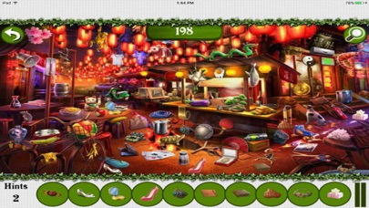 Free Hidden Objects: Fantasy Places Hidden Object screenshot three