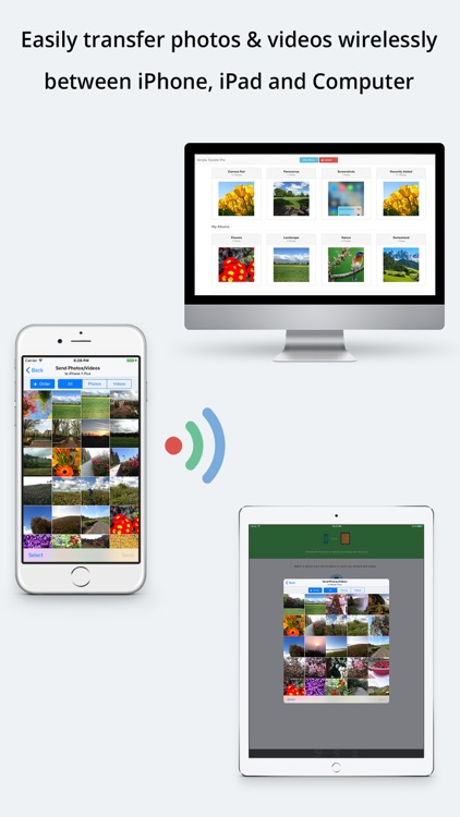 Simple Transfer Pro - Backup & sync photo & video