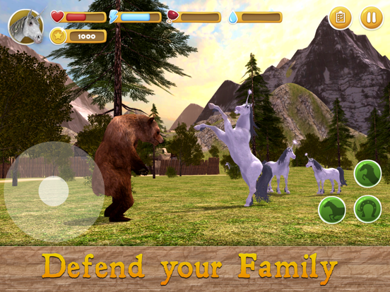Unicorn Family Simulator screenshot 7