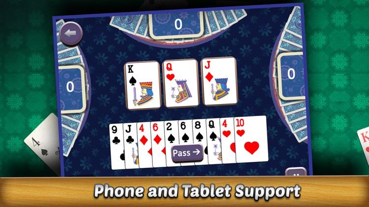 Hearts Card Game+ screenshot-3