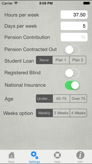 Uk Salary Calculator  On The App Store