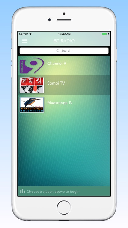 Bangla Tv Player by Next Apps