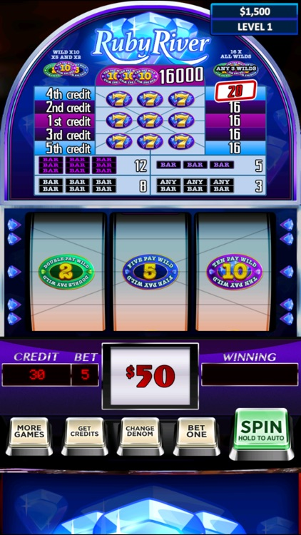 Real Vegas Slots screenshot-3