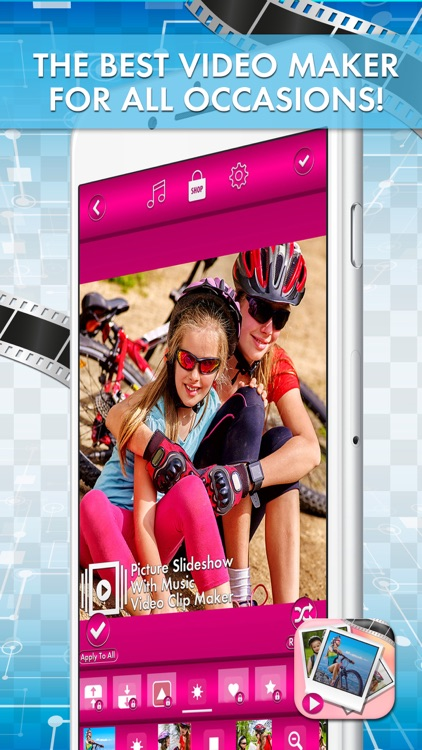 Picture SlideShow with Music – Video Clip Maker screenshot-3