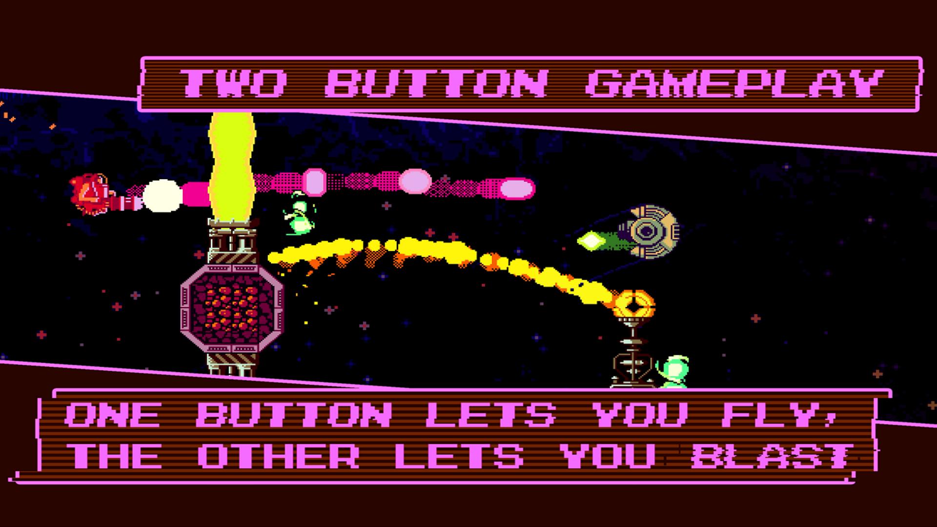 ATOMIK: RunGunJumpGun screenshot 12