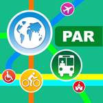 Paris City Maps - Discover PAR with Metro & Bus