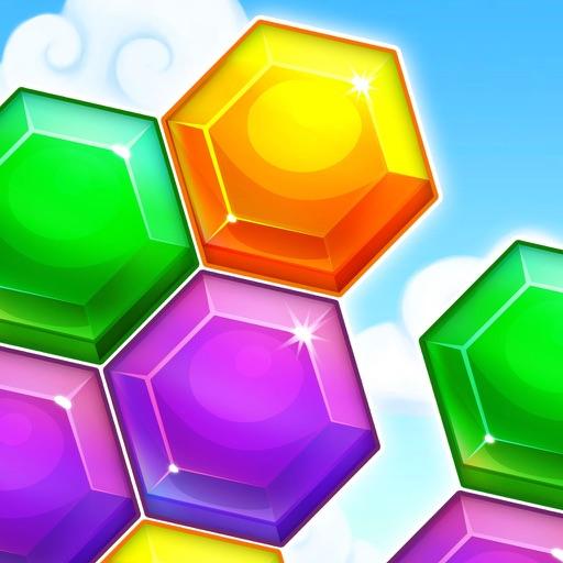 Hexagon Block Puzzle