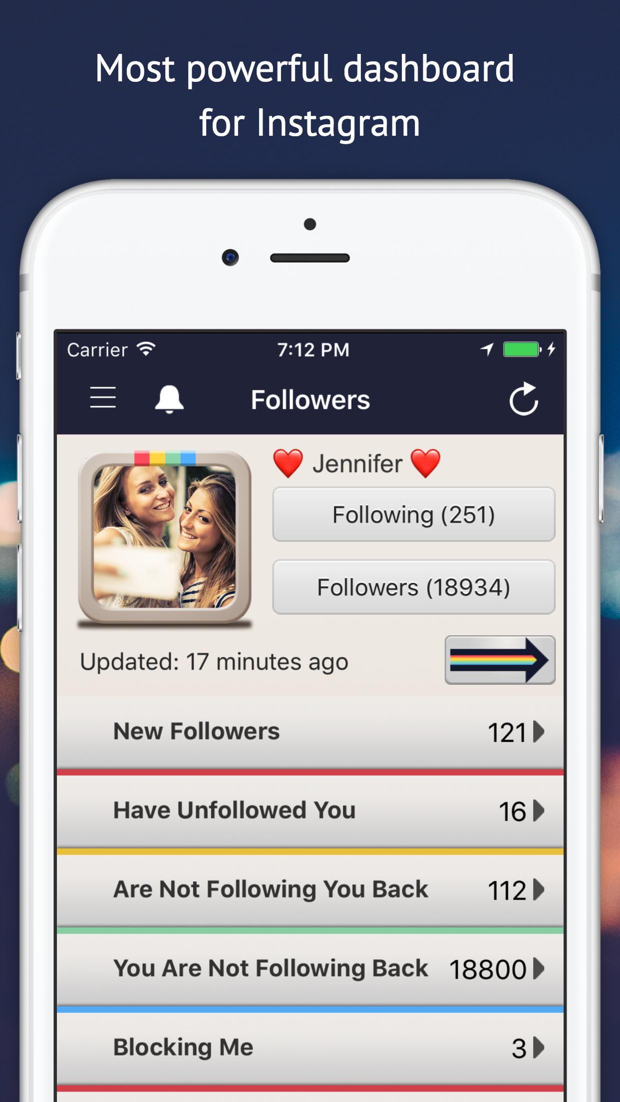 Followers for Instagram! Screenshot