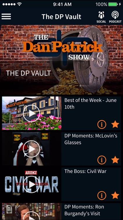The Dan Patrick Show screenshot-4