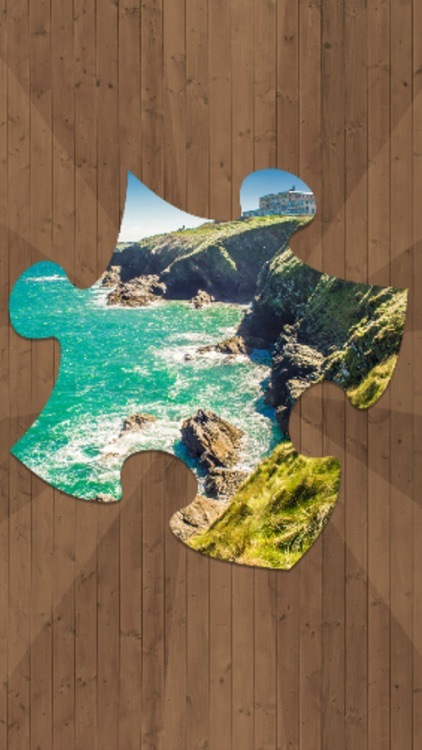 Landscape Jigsaw Puzzles screenshot-0