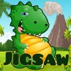 dinosaur jigsaws : einfache kinderspiele icon