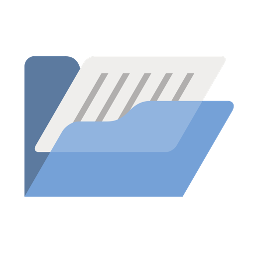 Grayed Out - Files & Folder icon