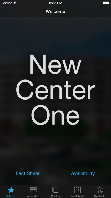 New Center One screenshot-0