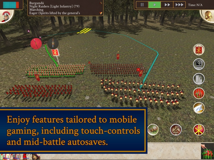 ROME: Total War - Barbarian Invasion screenshot-3
