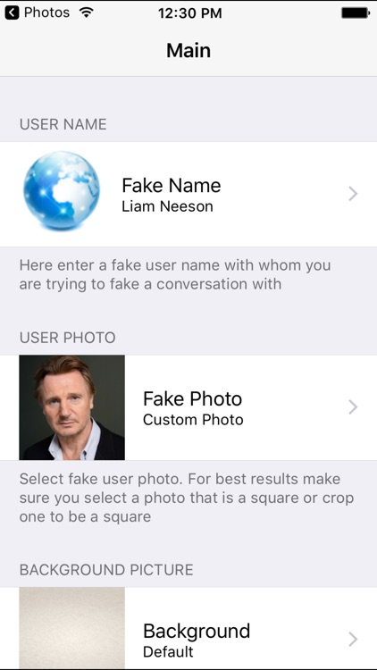 Fake A Text FREE for Whatsapp - Prank Text Message screenshot-3