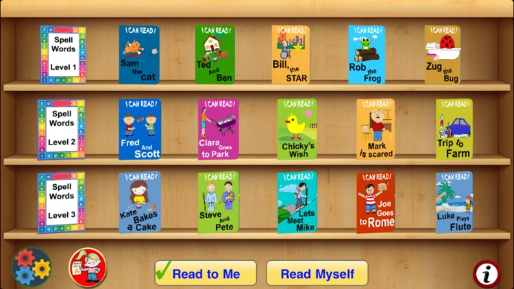 I can Read - I am ready for Reading abc phonics screenshot-0