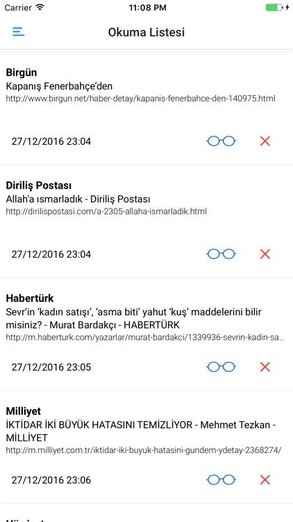 GAZETELER ve DERGİLER screenshot-3