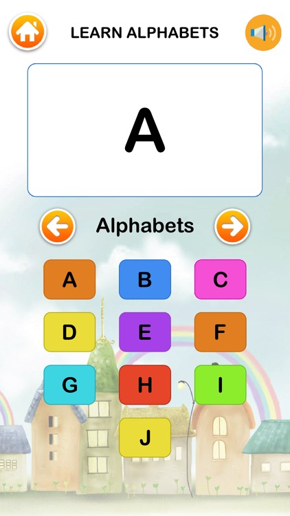 Kids Learn Alphabets - English Letters Workbook