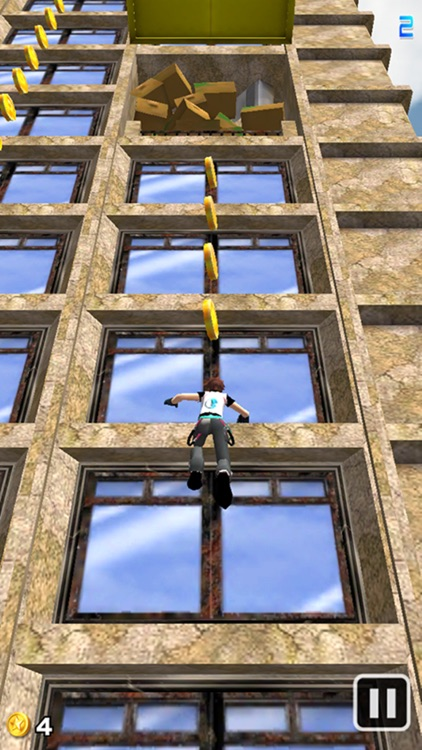 Crazy Climbers screenshot-1
