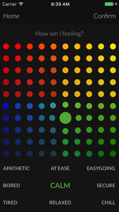 The Mood Meter app image