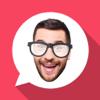 Emoji Me: Crie Rostos Emojis e Adesivos de Selfie