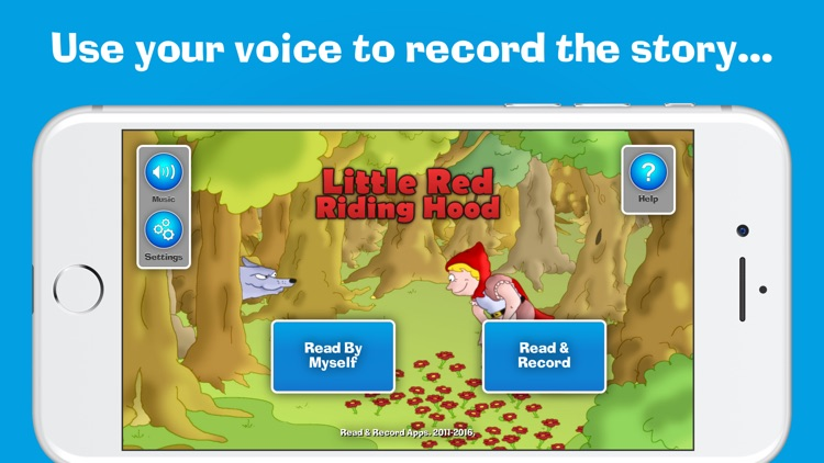 Little Red Riding Hood by Read & Record
