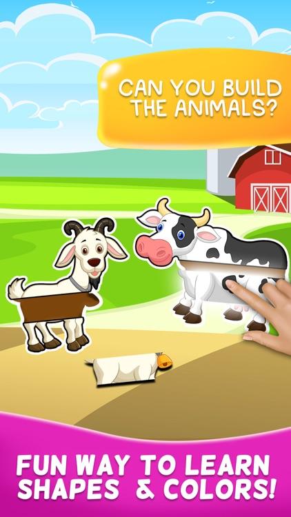 Kids Toddler Learning Educational Games