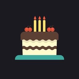 BirthdayMoji - Happy Birthday Stickers
