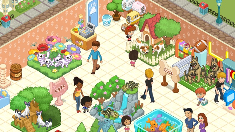 Pet Shop Story™ screenshot-2