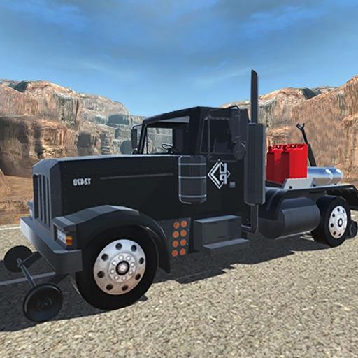 Unimog Off-Road Truck Simulator : Rail Road Drive iOS App